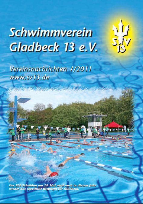 Vereinsnachrichten 1/2011